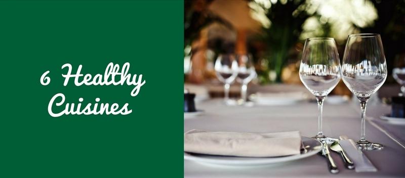 healthy cuisines